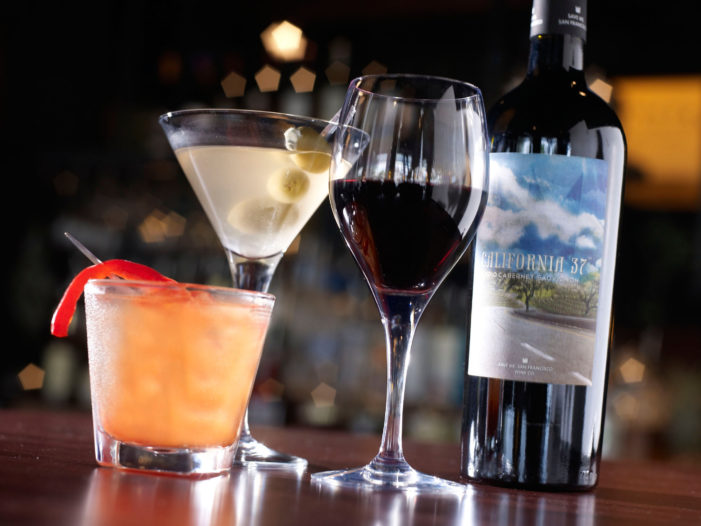 "Bar Louie Launches ""Buy a Drink"" App"