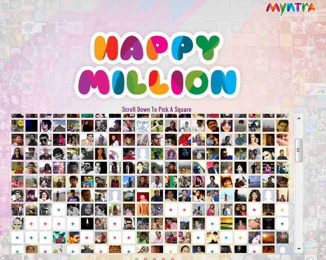 Myntra Gets A Million Likes On Facebook