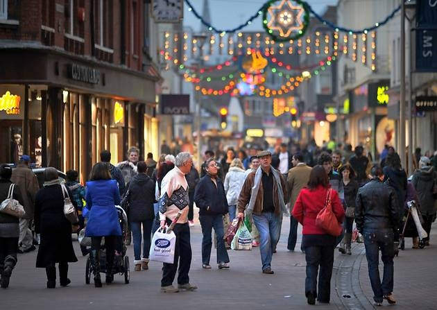 Another Tough Start As Retailers Ride The Highs & Lows Of Shopper Footfall