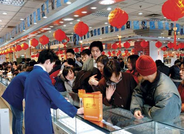 China's Department Store Retail Market Doubles in Value Over Past Six Years