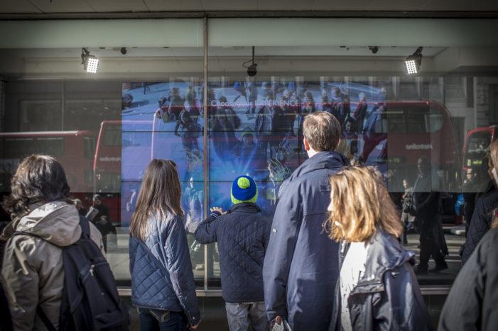 John Lewis Unveils AR Campaign For Samsung Smart TVs