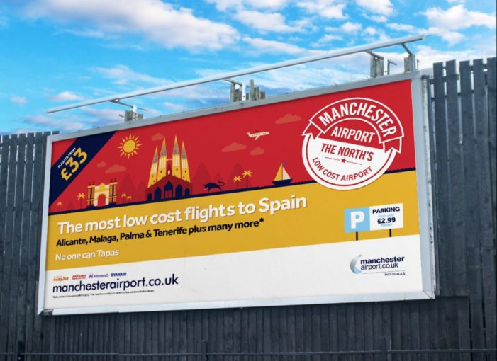 Airport Marketing Campaign Causes Spat Between Manchester & Liverpool