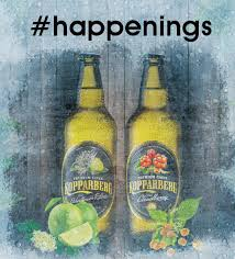 Kopparberg #happenings social media competition to hit the road