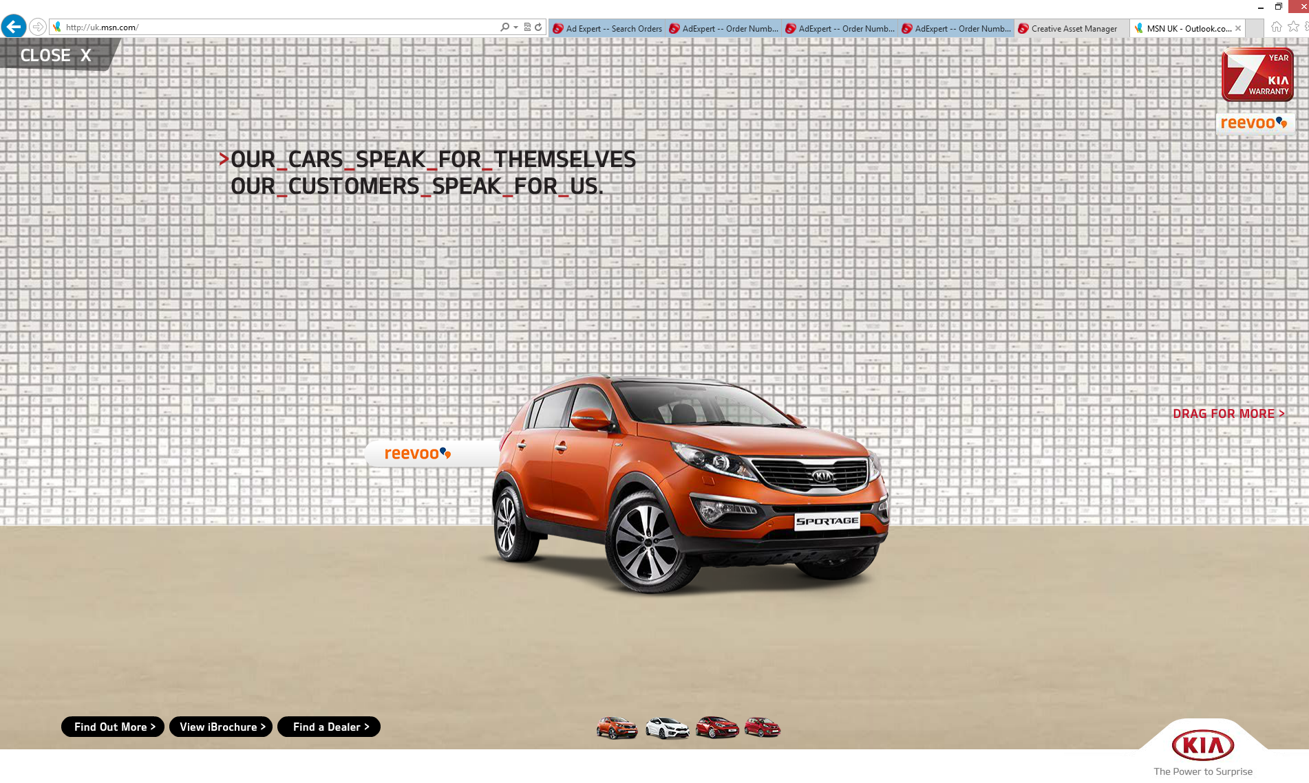 kia partners with microsoft advertising to launch msn storyboard campaign