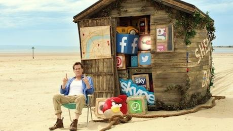 Kevin Bacon to front Orange ads for first time