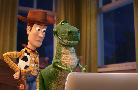 Sky & Pixar Team Up for 'Toy Story of Terror'