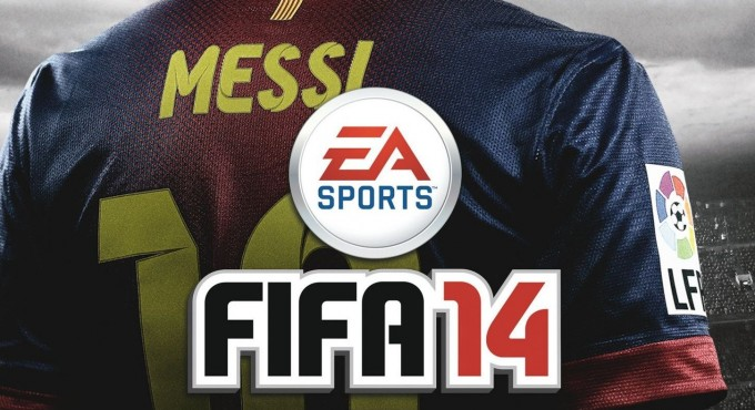 Lionel Messi is the pied piper of Fifa in EA Sports' 'We are Fifa 2014' campaign