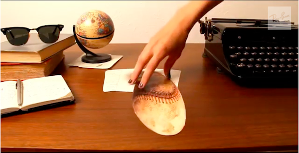 Ray-Ban's Video Ad Uses 'Ordinary' Desk Items To Create Optical Illusions