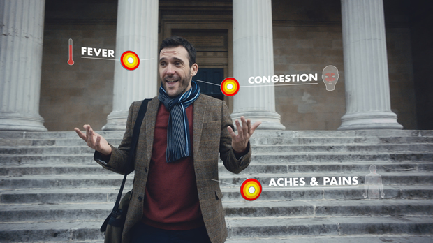 RB launches £3m campaign for Nurofen Cold and Flu range