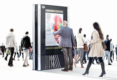 Manchester Council launches real-time interactive OOH network