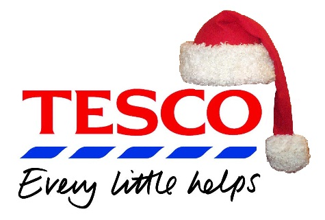 Image result for tesco christmas