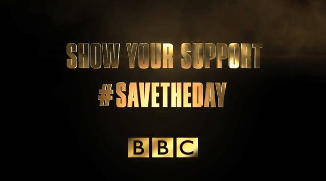 BBC devises Doctor Who #savetheday campaign to celebrate 50-year anniversary