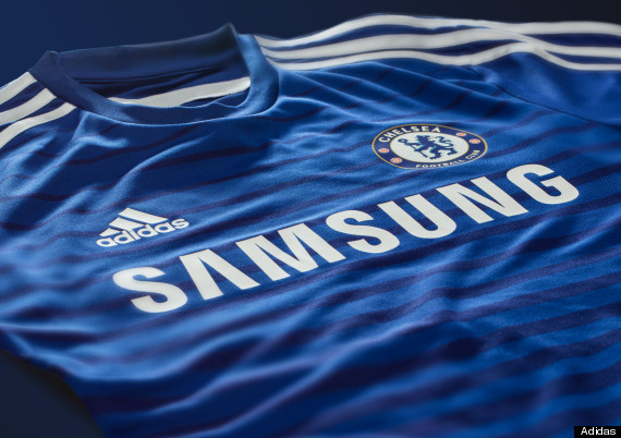 Adidas & Chelsea 'immortalise players' in campaign promoting new home kit