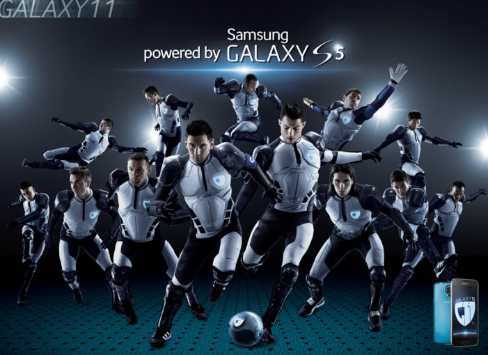 Cheil Worldwide partners with Samsung to stage the Galaxy 11 campaign