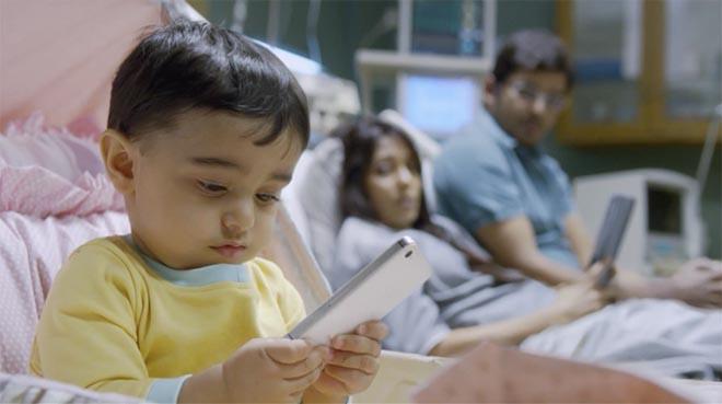Creativeland Asia Brings Back MTS Internet Baby