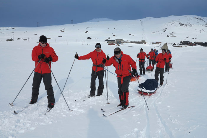 Entrepreneurs Set Out to Conquer the North Pole for the  Prince's Trust Charity