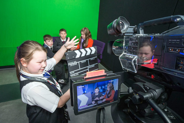 RPM Brings the Experience of Sky to Life Inspiring Students in the UK