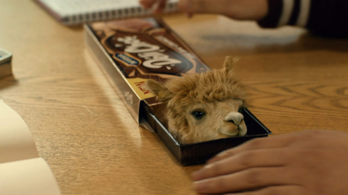 United Biscuits continues McVities brand charge with latest Sweeet ad
