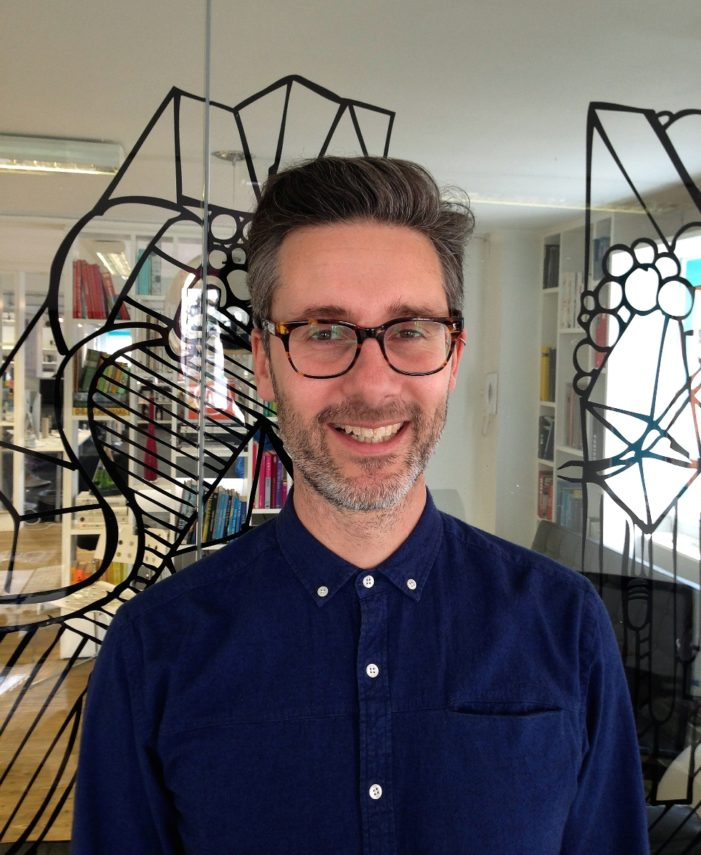 Live & Breathe promotes James Hoxley to ECD