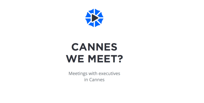 Cannes We Meet? Swipe Right to Meet People at Cannes Lions International Festival of Creativity