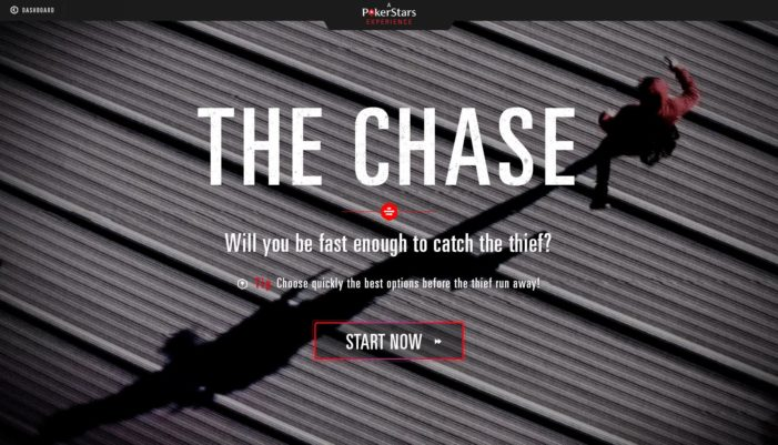 PokerStars launches interactive films to test your natural born poker skills for new campaign