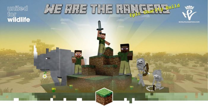 Telegraph Hill working with United for Wildlife on 'We Are The Rangers' Minecraft campaign