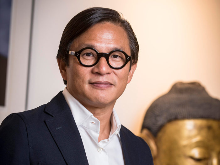 Cheil Worldwide appoints Aaron Lau as President of International