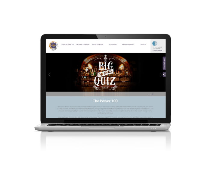 Intangible Business Launches 'The Big Drinks Quiz' to Mark Power 100 10th Anniversary