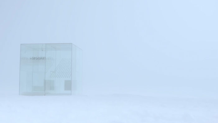 How Leo Burnett Paris Nurtured Life In a Cube at -30° Celsius