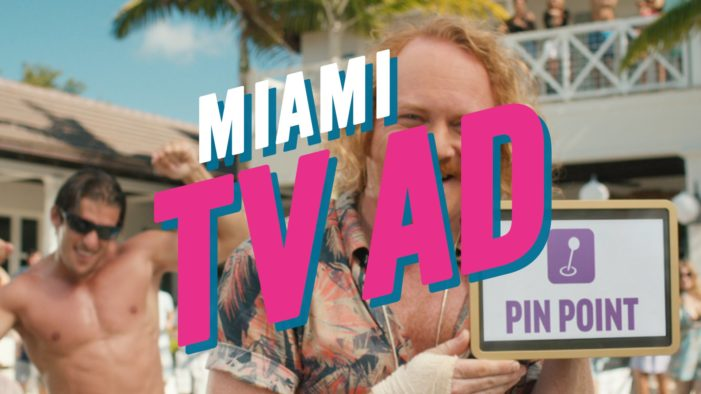 Keith Lemon rubs up Miami locals the wrong way in new Carphone Warehouse ad