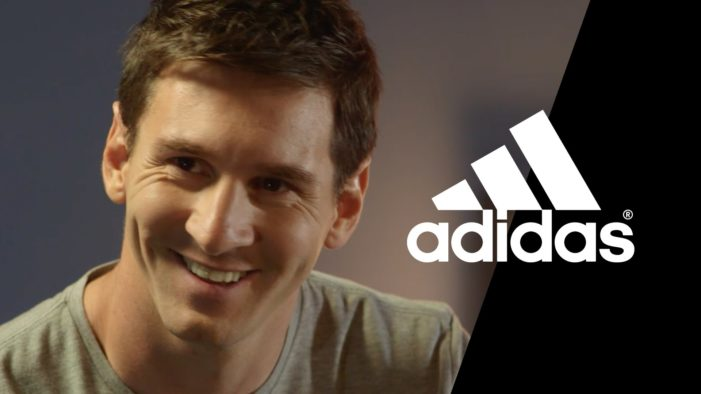 Adidas urges players to 'unfollow' Messi in a bid to move football marketing from hero worship