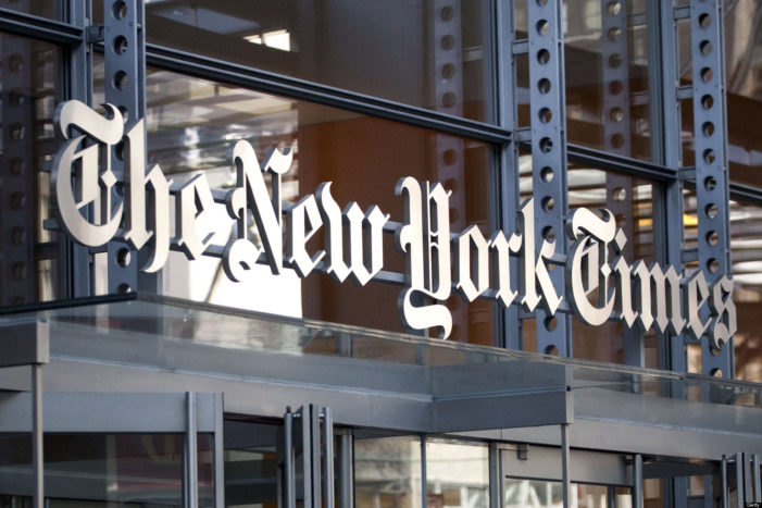 New York Times Plans to Make Its Mobile Ads More Native, Less Interruptive