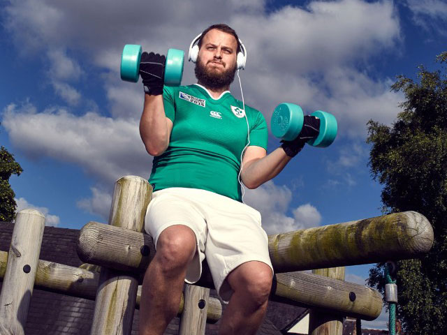 The Rugby World Cup has started; it's time to earn your shirt #earnitrwc