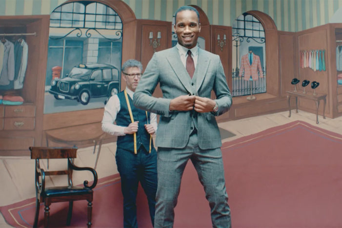 New Turkish Airlines Ad Reveals the Recipe for Becoming Didier Drogba