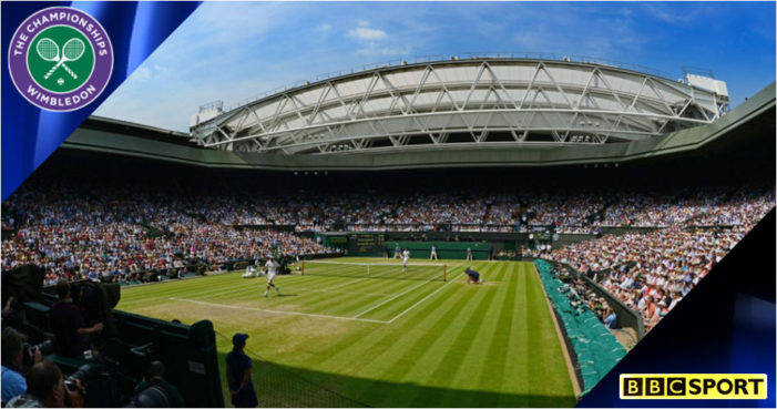 BBC to serve up Wimbledon until 2020 in new rights partnership