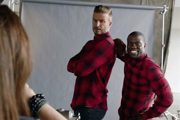 H&M launches Adam & Eve/DDB's David Beckham campaign