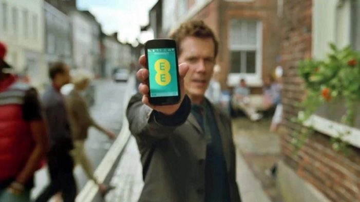 Saatchi London Brings Home the Bacon for Largest EE Brand Campaign to Date