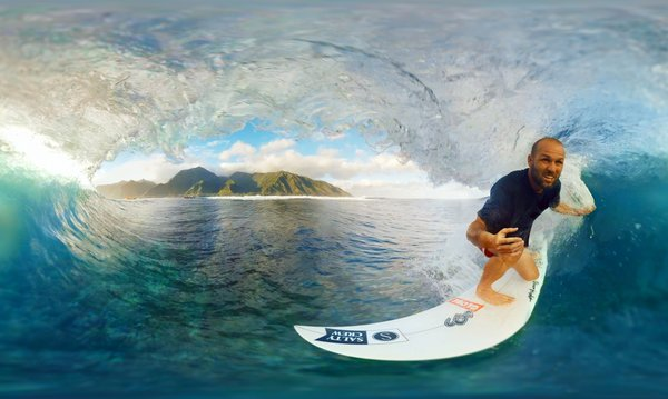 Samsung + World Surf League launch pioneering 360 VR film via Rapid VR and Cheil Worldwide