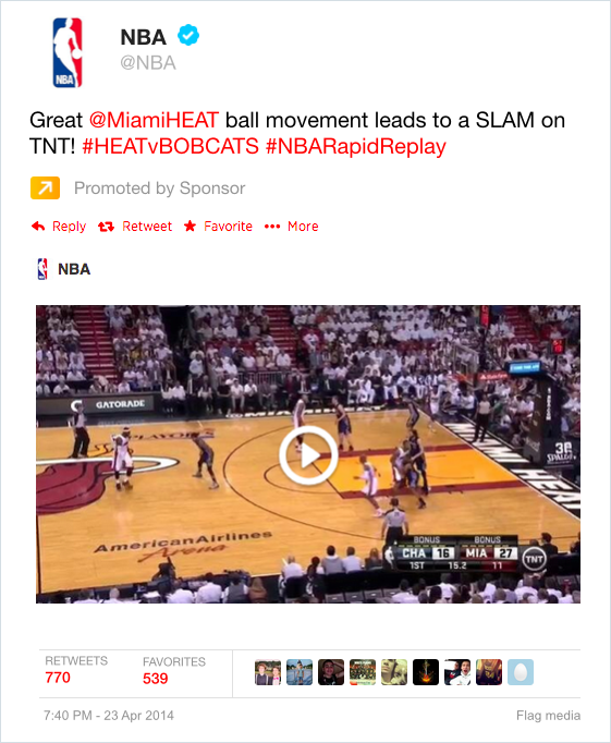 Twitter Expands Pre-roll Video Ads