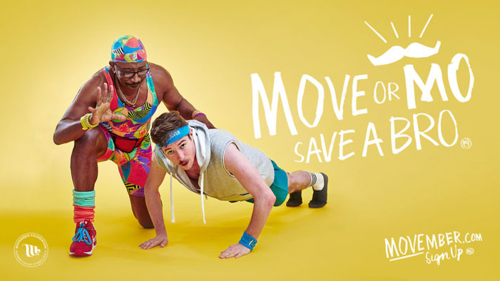 Movember UK appoint MATTA to help support 2015's campaign
