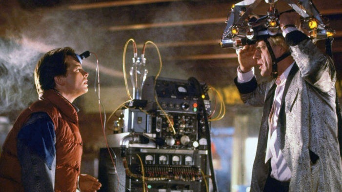 Back to the Future fans are messaging with Doc Brown on Facebook