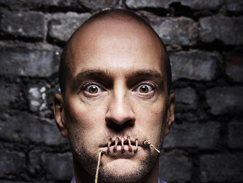 Derren Brown announces world's first psychological theme park 'experience' for Thorpe Park