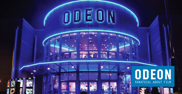 ODEON Cinemas appoints Rufus Leonard to create brand experiences and new visual identity