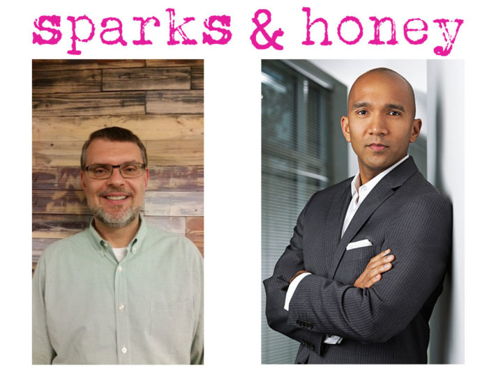 sparks & honey Expands Executive Team Hiring Mike Lanzi as CCO and Paul Butler as COO
