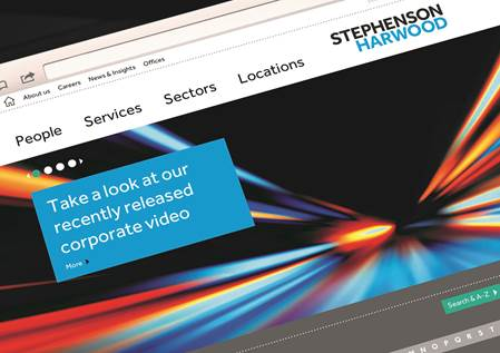 Brand Remedy creates new brand for Stephenson Harwood