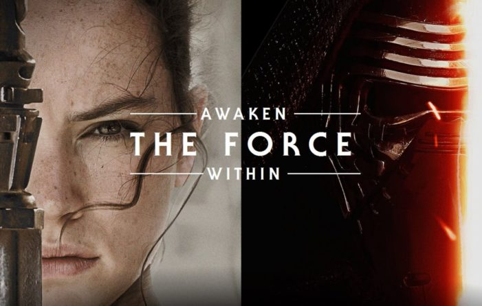 Google services given Star Wars makeover ahead of Force Awakens debut