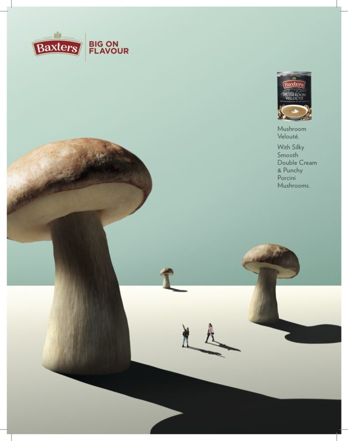 Baxters launches new 'Big on Flavour' campaign by RKCR/Y&R