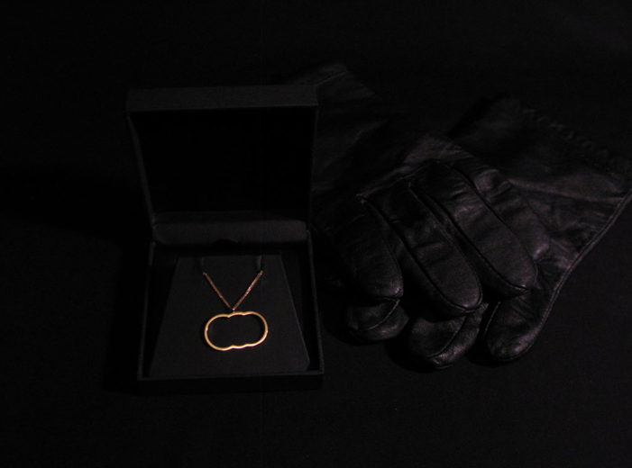 Joe Bruce designs pendant inspired by the Hatton Garden robbery