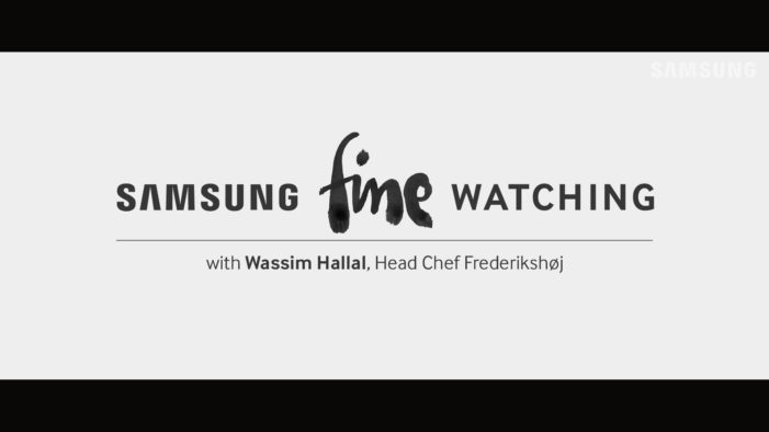 DDB Stockholm's New Samsung Campaign will Change Your Opinion on TV Dinners