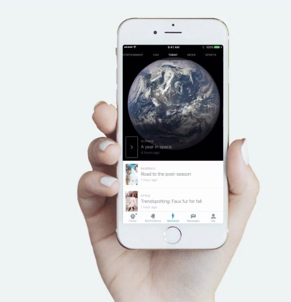 Twitter launches Moments app in the UK